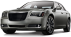 Photo of the 2014 Chrysler 300.