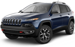 Photo of the 2014 Jeep Cherokee.